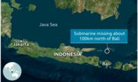 53 thuỷ thủ trên tàu ngầm Indonesia mất tích chỉ còn ôxy để thở 72 giờ