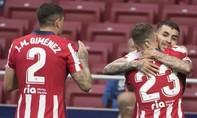 Thắng Huesca, Atletico lấy lại đỉnh bảng La Liga