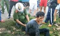 Dùng kéo cướp taxi ở Bình Dương, bị bắt ở Sài Gòn