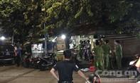 Một thầu đề bị đâm chết trong chợ đầu mối ở Sài Gòn