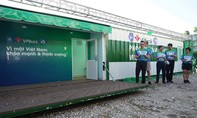 2.000 người chứng kiến ra mắt Phòng khám container miễn phí