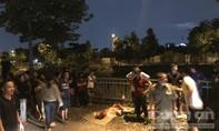 Ngã xuống kênh Ba Bò, bé trai 6 tuổi con vợ chồng công nhân tử vong
