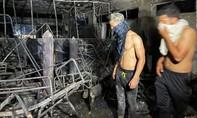 Hoả hoạn do nổ bình oxy tại bệnh viện Iraq, 82 người thiệt mạng