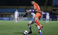 Clip trận Hà Nội bất ngờ thua Bình Định