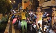 TPHCM: Diễn tập trấn áp, vây bắt quái xế đua xe trên đại lộ Võ Văn Kiệt