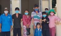 Phát hiện 8 người nhập cảnh trái phép từ Campuchia vào Việt Nam