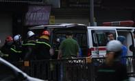 Cháy cửa hàng đồ sơ sinh, 4 người 1 gia đình tử vong, trong đó có phụ nữ mang thai