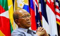 Philippines tố Trung Quốc định chiếm thêm các khu vực trên Biển Đông