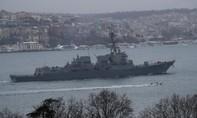 Mỹ cân nhắc điều tàu chiến tới Biển Đen giữa căng thẳng Nga-Ukraine