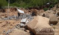 """Lâm Đồng: Ai """"tiếp tay"""" khai thác khoáng sản trái phép ở xã Tà Nung?"""