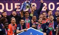 """Mbappe """"nổ súng"""", PSG đoạt Cup Quốc gia Pháp"""
