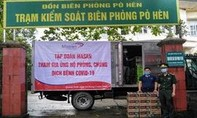 Masan Consumer tặng hàng nghìn thùng sản phẩm cho lực lượng chống dịch