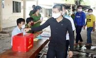 Tổ chức chu đáo cho người bị tạm giam, tạm giữ được bầu cử theo luật định