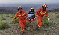 Thời tiết lạnh giá ở Trung Quốc khiến 21 người chết khi tham dự giải thi chạy