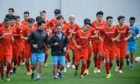 HLV Park Hang-seo chốt danh sách 29 cầu thủ sang UAE