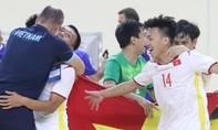 Clip trận Việt Nam hòa Li Băng, giành vé dự FIFA Futsal World Cup 2021