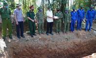 Cất bốc 40 hài cốt liệt sĩ ở chiến khu Ba Lòng sau nhiều năm tìm kiếm