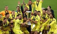 Clip Man Utd thua sút luân lưu 10-11 ở chung kết Europa League