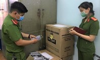 Tiêu hủy 10 nghìn khẩu trang y tế không rõ nguồn gốc