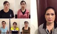 Bắt 12 nữ quái trong đường dây tổ chức cờ bạc tiền tỷ/ngày ở Hải Phòng