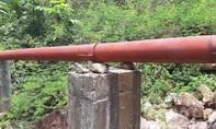 Ngổn ngang tại Dự án nước sinh hoạt gần 100 tỷ đồng