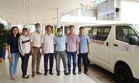 Bộ Y tế Việt Nam cử đoàn sang Lào hỗ trợ chống dịch COVID-19