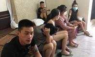 Đà Nẵng: 12 nam nữ mở tiệc ma túy lúc dịch bệnh rất phức tạp
