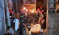 Nguyên nhân ban đầu vụ cháy 8 người tử vong
