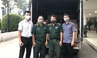 Đội phản ứng nhanh BV Chợ Rẫy tiếp tục lên đường hỗ trợ Kiên Giang