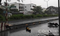 Hai xe máy va chạm, người đàn ông Philippines tử vong ở Sài Gòn