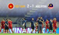 Tinh thần thi đấu và thể lực bền bỉ của đội tuyển Việt Nam, sẵn sàng tranh ngôi đầu bảng
