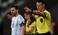 Messi ghi bàn đẹp mắt, Argentina hòa đáng tiếc