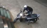 Thanh niên trộm xe ở Sài Gòn dùng hung khí chống trả gây thương tích