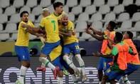 Clip trận Brazil thắng ngược Colombia bằng bàn gây tranh cãi