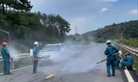 Tài xế mắc COVID-19 chở vải từ Bắc Giang vào Lâm Đồng, ghé nhiều nơi