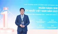 VietinBank đón nhận Giải thưởng Ngân hàng SME tốt nhất Việt Nam năm 2021