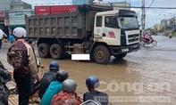 Nữ sinh lớp 12 tử vong thương tâm dưới gầm xe tải