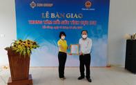 Sun Group bàn giao Trung tâm Hồi sức tích cực điều trị Covid-19 cho Bắc Giang