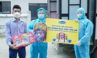 Những chuyến xe của Quỹ Sữa Vươn Cao Việt Nam đến với trẻ em Điện Biên