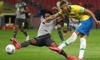 Neymar ghi bàn, Brazil thắng trận thứ 5 liên tiếp ở vòng loại World Cup