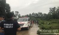Hai trẻ nhỏ đuối nước thương tâm tại mỏ đá Tân Cang