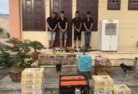 Bắt nhóm đối tượng gây ra ít nhất 14 vụ trộm trên địa bàn tỉnh Quảng Bình