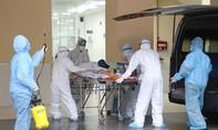 Cán bộ Công an mắc COVID-19 diễn tiến nặng đã được chuyển về BV Chợ Rẫy điều trị