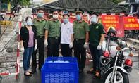 Tuổi trẻ Công an TPHCM: Nấu 200 phần ăn trưa/ngày tặng người dân Gò Vấp