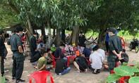Phá 2 sòng bạc giữa mùa dịch ở Tây Ninh, bắt giữ 61 đối tượng
