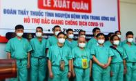 TT-Huế: Hàng trăm cán bộ, sinh viên ngành y sẵn sàng chờ lệnh hỗ trợ TPHCM