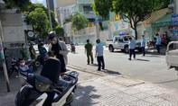 Khu trung tâm TPHCM: Nhiều người bị phạt vì ra đường không có lý do chính đáng