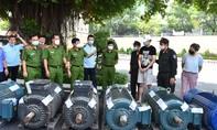 Chặn các đường dây ma túy từ Campuchia qua biên giới Tây Ninh