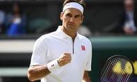 Federer thắng dễ Gasquet ở Wimbledon