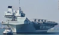 """Anh tuyên bố triển khai dài hạn 2 tàu chiến ở Châu Á """"đối phó"""" Trung Quốc"""